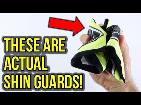 THE WORST SHIN GUARDS EVER MADE? *NO PROTECTION AT ALL* - UCUU3lMXc6iDrQw4eZen8COQ