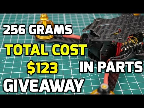 How to Build a budget FPV Drone Racing Quadcopter + Giveaway // Racerstar StarF3S, XT210 - UC3c9WhUvKv2eoqZNSqAGQXg