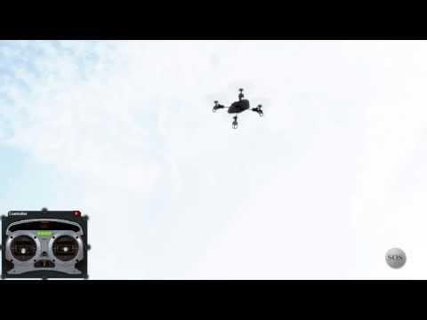 Flying the Simulator Blade mQX Quadcopter - UCMKbYv-MCXxZlzEPlukCmNg