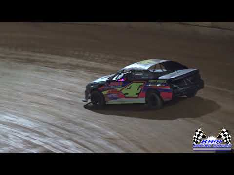 U-Car Feature - Ararat Thunder Raceway 7/9/21 - dirt track racing video image