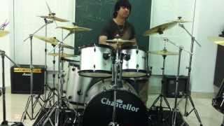 Shitalchandr on the drums - shitalchandra ,