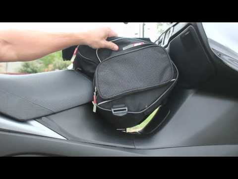 Givi T435 Tunnel Bag for scooters - default