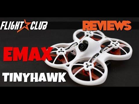 EMAX Tiny Hawk 1s Brushless Whoop - UCoS1VkZ9DKNKiz23vtiUFsg