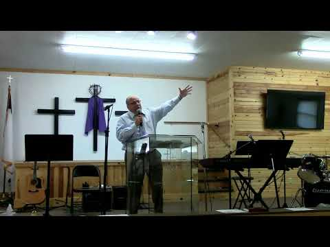 Sunday Morning 8/16/20 Pastor Paul Begley