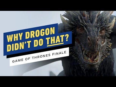 Why Drogon Didn't Do THAT in the Game of Thrones Finale - UCKy1dAqELo0zrOtPkf0eTMw