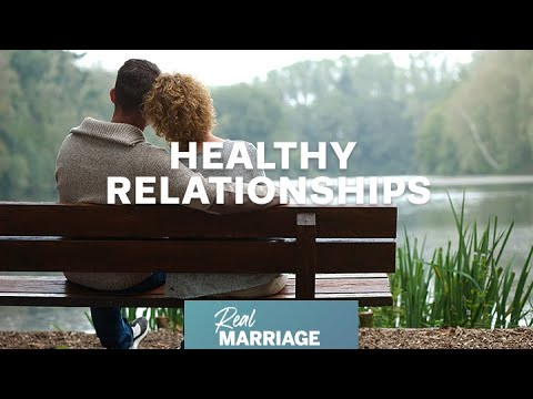 Healthy Relationships  Real Marriage Podcast  Mark and Grace Driscoll