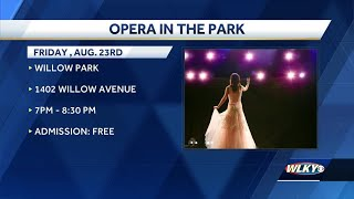 Kentucky Opera back with Opera in the Park outdoor concert series