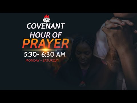 DOMI STREAM: COVENANT HOUR OF PRAYER  10, AUGUST  2021 FAITH TABERNACLE