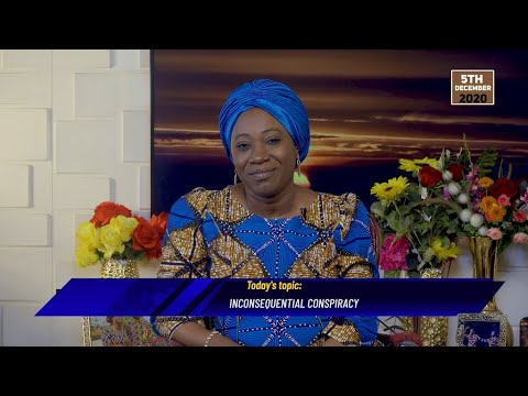 Dr Becky Paul-Enenche - SEEDS OF DESTINY  SATURDAY DECEMBER 5, 2020