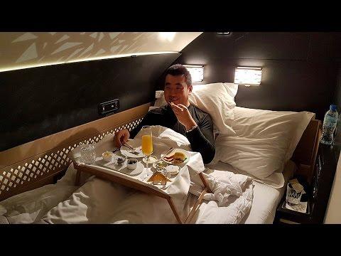 Etihad A380 The Residence Complete Flight Review - UCfYCRj25JJQ41JGPqiqXmJw