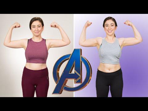 We Trained Like The Avengers Cast For 30 Days - UCpko_-a4wgz2u_DgDgd9fqA
