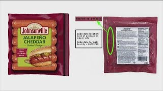 Johnsonville recalls 95,000 pounds of jalapeno cheddar sausages