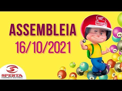 Sperta Consórcio - Assembleia  - 16/10/2021