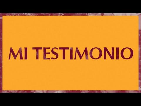 Mi Testimonio (My Testimony)  Video Oficial Con Letras  Elevation Worship