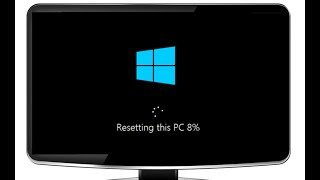 How to Factory Reset Windows 10 Without Loosing Files (No USB Needed)