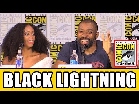 BLACK LIGHTNING Comic Con 2017 Panel News & Highlights - UCS5C4dC1Vc3EzgeDO-Wu3Mg