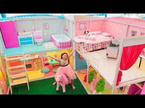 Bug 24 Hours in Giant Barbie Doll House - UCGMHLRrGvKWWdk6EAZOqVfQ