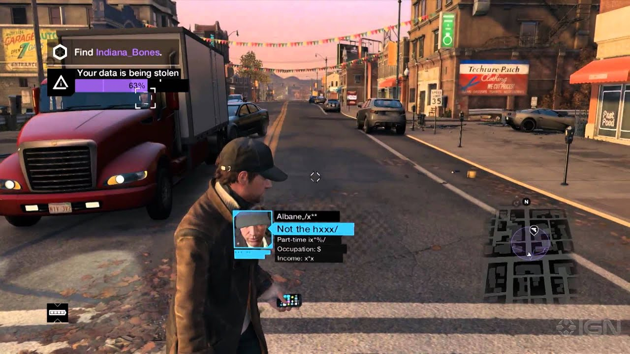 Watch Dogs - Multiplayer Invasion Gameplay | AudioMania lt