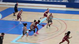 WBB Highlights vs. Belém Select (08/20/19)