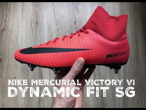 b08821295ed6 Nike Mercurial Victory VI Dynamic Fit SG ˋFire and Ice Pack´