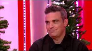 Robbie Williams Interview The One Show 2017
