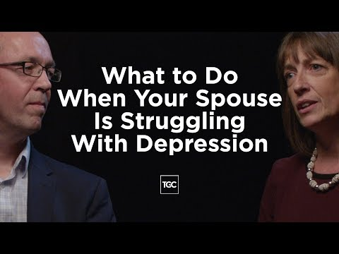 What to Do When Your Spouse Is Struggling With Depression