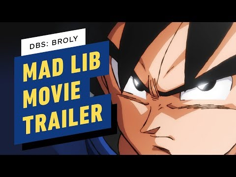 Dragon Ball Super Broly Cast Mad Lib the Movie's Plot - UCKy1dAqELo0zrOtPkf0eTMw