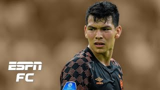 What PSV's Chucky Lozano would bring to Napoli and Serie A | Transfer Talk