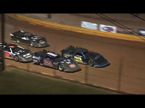 602 Charger at Lavonia Speedway August 13th 2021 - dirt track racing video image