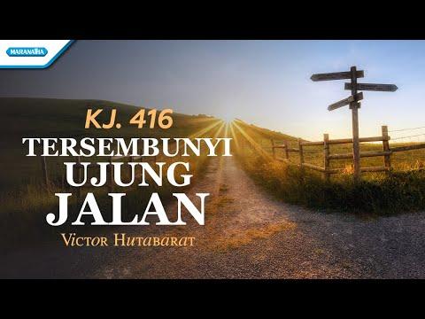 Victor Hutabarat - Tersembunyi Ujung Jalan