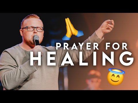 WATCH THIS if you need HEALING! Prayer for Healing