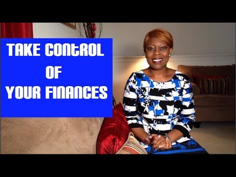 Take Control of Your Finances!