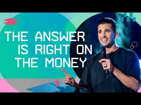 The Answer is Right on the Money  Luke Barry