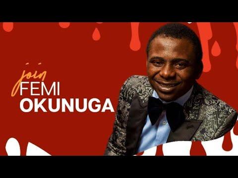 FEMI OKUNUGA MINISTRATION  78 HOURS MARATHON MESSIAH'S PRAISE 2020