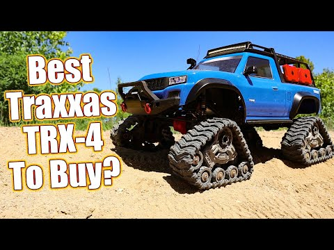 Geared Up & All-Terrain Ready! - Traxxas TRX-4 With Traxx Scale Crawler Review & Action | RC Driver - UCzBwlxTswRy7rC-utpXOQVA