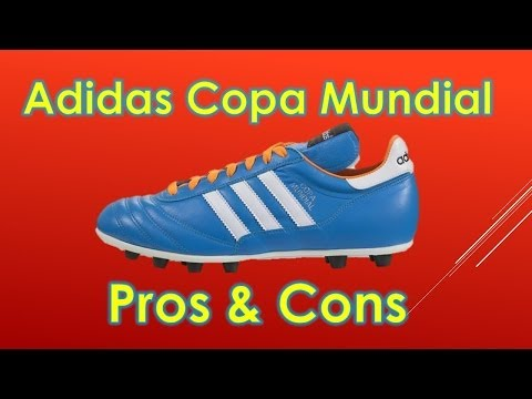 Adidas Copa Mundial - Pros and Cons Review - UCUU3lMXc6iDrQw4eZen8COQ