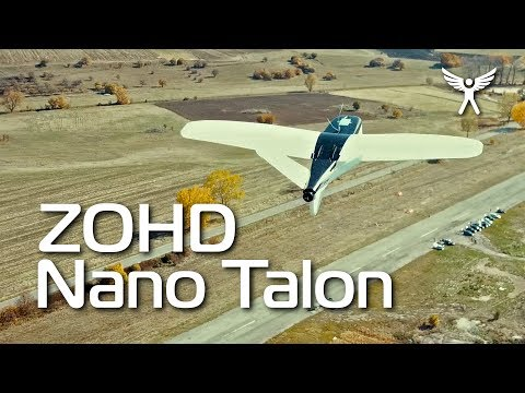 ZOHD Nano Talon - amazing quality, performance, and long range potential - UCG_c0DGOOGHrEu3TO1Hl3AA