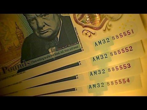 Đồng 5 bảng Anh 'có giá tới 20 ngàn bảng'