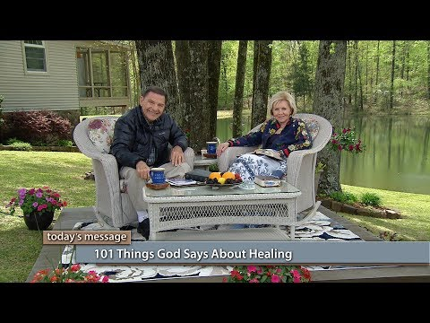 101 Things God Says About Healing