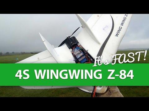 WingWing Z-84 on 4S - It's #RagtheNutsOff FAST! - UCWP6vjgBw1y15xHAyTDyUTw