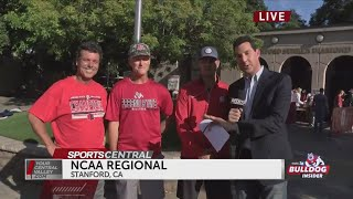 Bulldog Insider LIVE from Stanford: Aaron Arruda, Dave Dempsey and Jim Wilson