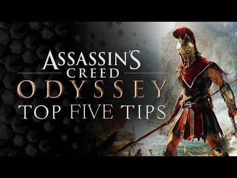 Assassins Creed Odyssey - Top 5 TIPS - UChI0q9a-ZcbZh7dAu_-J-hg