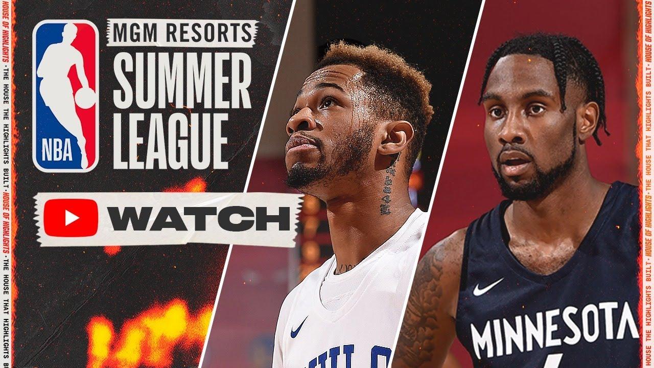 Minnesota Timberwolves vs Philadelphia 76ers – Full Highlights | August 15, 2021 NBA Summer League