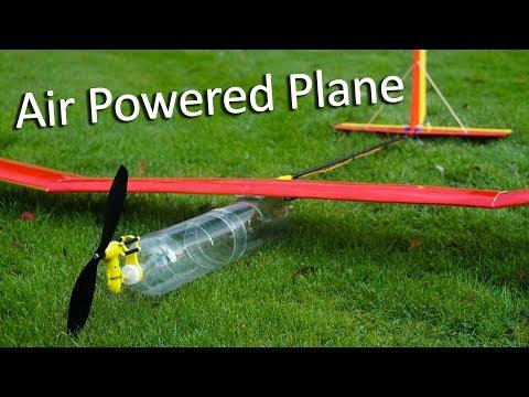 Compressed Air Powered Plane - UC67gfx2Fg7K2NSHqoENVgwA