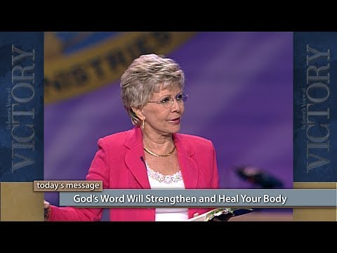 Gods Word Will Strengthen and Heal Your Body
