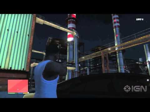 GTA 5 Walkthrough ENDING B: The Time's Come - ignentertainment