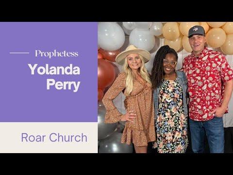 Roar Church with Yolanda Perry