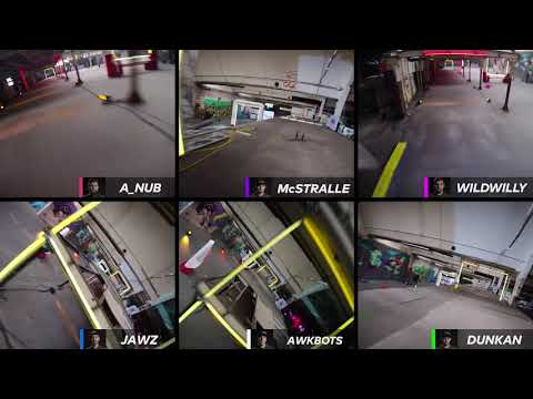 Six Up FPV in 2017 Munich Playoffs | Drone Racing League - UCiVmHW7d57ICmEf9WGIp1CA
