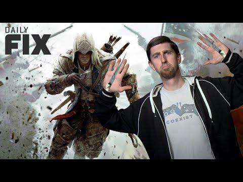 Assassin's Creed Odyssey Revives Major AC Entry - IGN Daily Fix - UCKy1dAqELo0zrOtPkf0eTMw