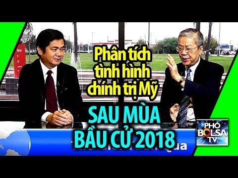 Luật sư Al Hoàng: Phân tích tình hình chính trị Mỹ sau cuộc bầu cử 2018